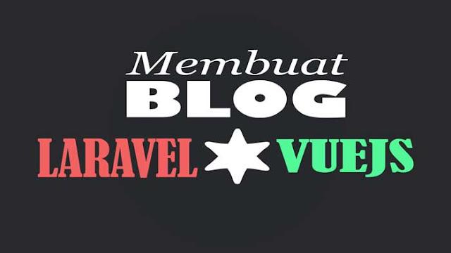 Membuat Blog dengan Laravel & VueJS - #14   Edit Kategori