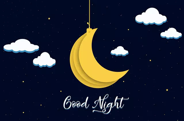 200+ गुड नाइट स्टेटस - Good Night Status in Hindi