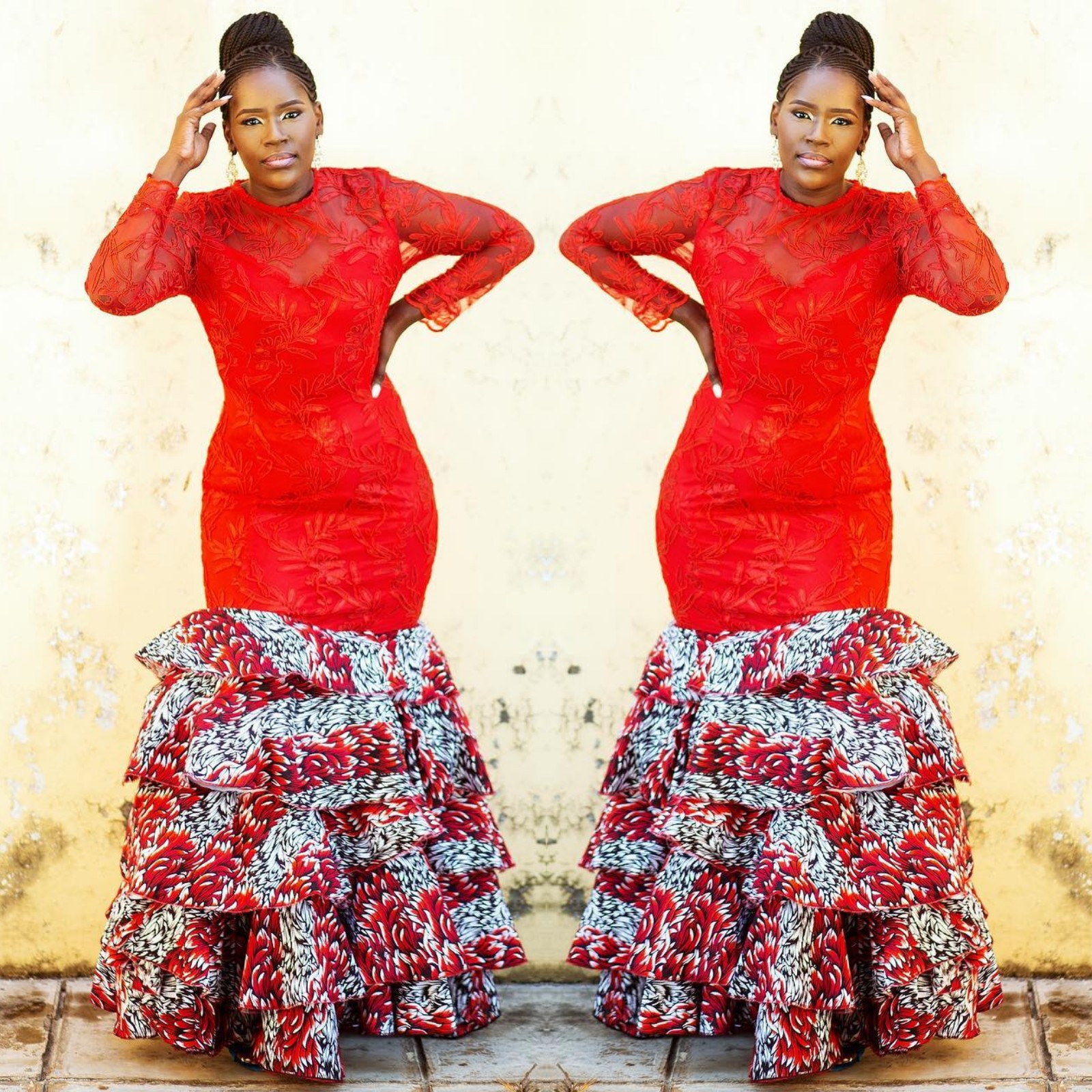 Kitenge Mix Styles 25+ Best Pictures