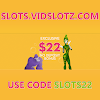 22 Free Dollars From SLOTS.LV No Deposit Needed
