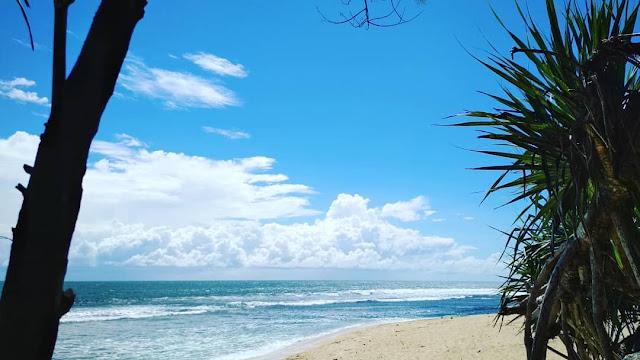 Pantai Sanglen, Pantai tersembunyi di Gunung Kidul Yogyakarta