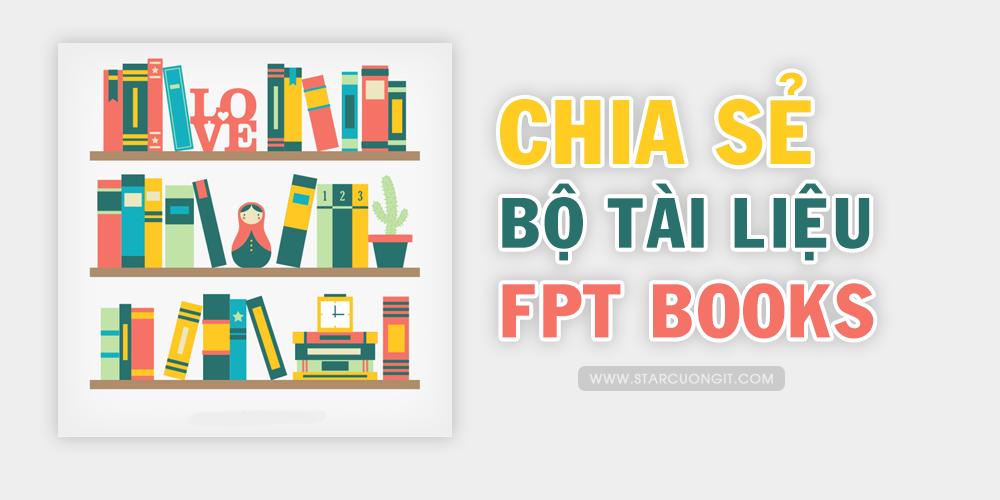 Chia sẻ bộ tài nguyên của FPT Books