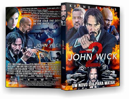 John Wick Um Novo Dia para Matar - DVD-R