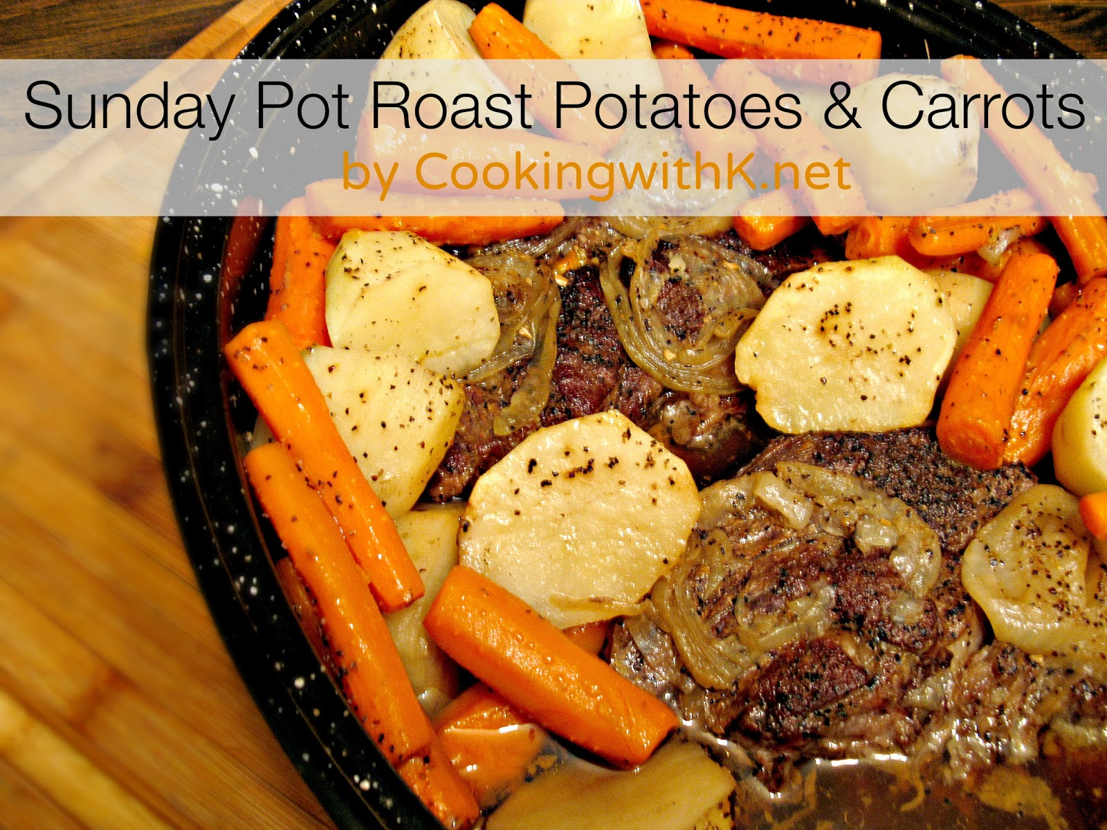 Image Result For How To Make A Pot Roast In The Oven