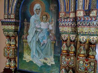 Миргород. Іконостас Успенського собору