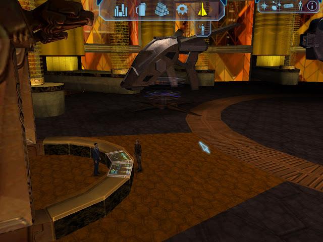 Ship Dealer screenshot   Freelancer Game