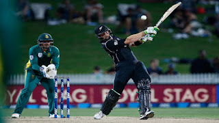 Martin Guptill 180* - New Zealand vs South Africa 4th ODI 2017 Highlights