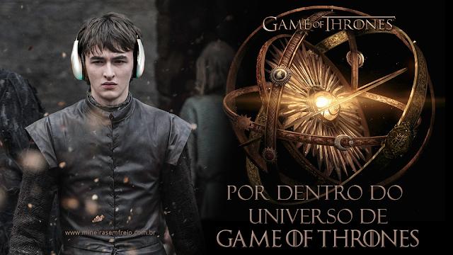 Saiba quais podcasts ouvir para entender tudo sobre Game of Thrones