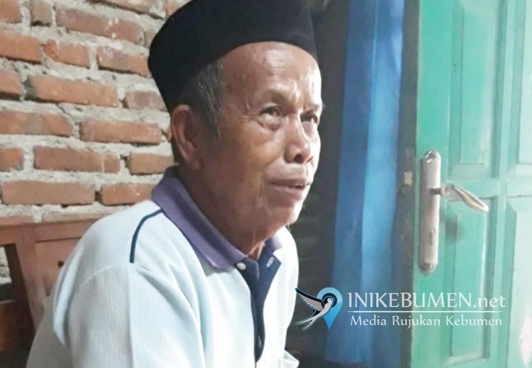 Apresiasi SGI Untuk Pengabdian Amir, 50 Tahun Menjadi Guru Ngaji di Karanggayam