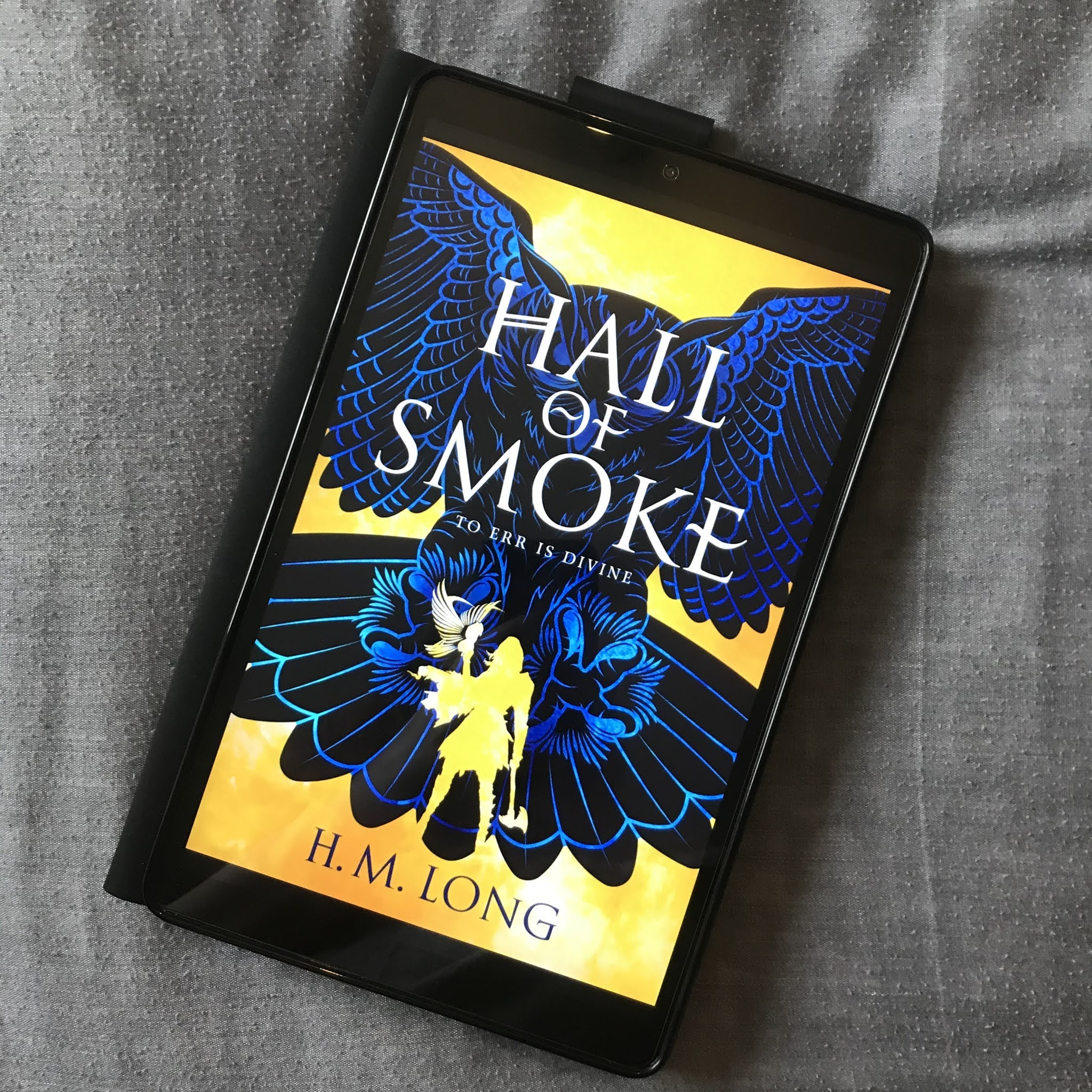 Hall of Smoke by H. M. Long