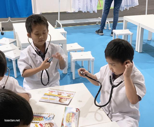 Hello Doctors!