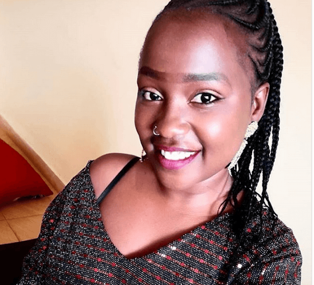 A popular singer Esther Akoth alias Akothee bashes her fashionista for hooking with her boyfriends