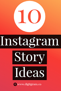 Secret and engaging instagram story ideas