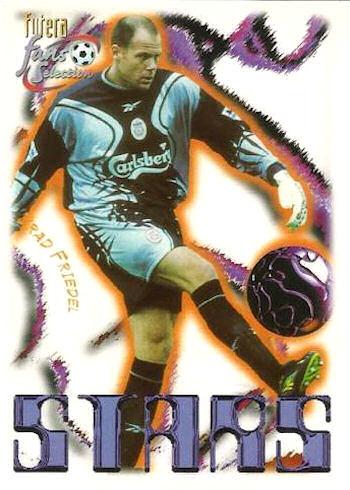 No.58 Futera Liverpool fans la selección 1999-Alan Kennedy Héroes