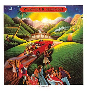 Weather Report - 1983 - Procession