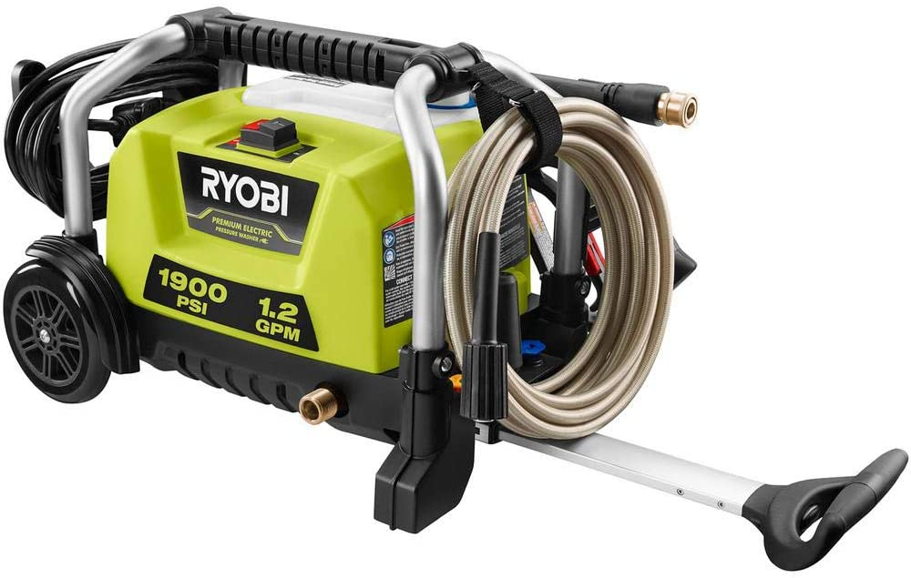 unsponsored power washer review