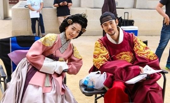 korean royal couple
