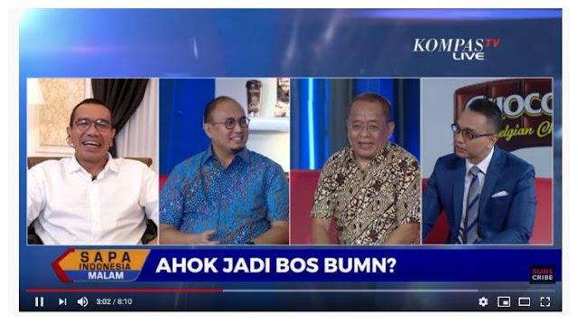 Said Didu: Ahok Takkan Lolos Tes Direksi BUMN