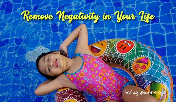 tips to remove negativity in your life - life tips - happiness- making mama happy - happy mother - happy wife - Bacolod mommy blogger - swimming at Seda Capitol Central