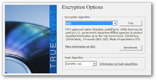 TrueCrypt USB Encryption