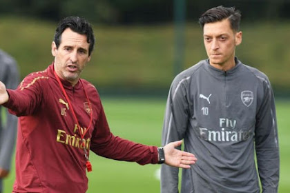 Report: Arsenal Exploring Mesut Ozil Sale; Player Insulted Manager Unai Emery