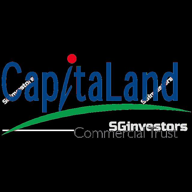 CAPITALAND COMMERCIAL TRUST (C61U.SI) @ SG investors.io