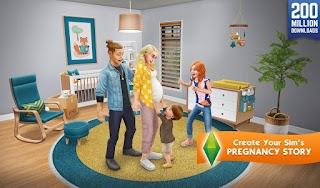 The Sims FreePlay v 5.54.1 MOD APK (MEGA MOD VIP)