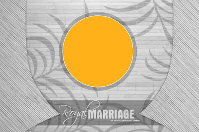 Marriage Album Cover Design