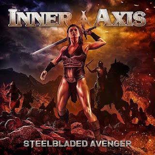"""Το single των Inner Axis """"Steelbladed Avenger"""""""