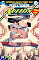 DC Renascimento: Action Comics #964