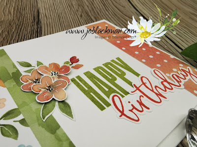 You're a Peach, Stampin' Up!