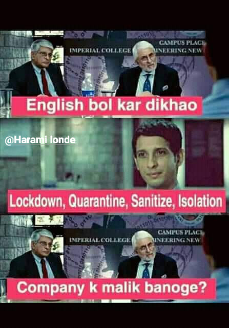 Sahi Hai With Images Funny School Jokes Funny School Memes