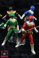 Power Rangers Lightning Collection Zeo Green Ranger 56