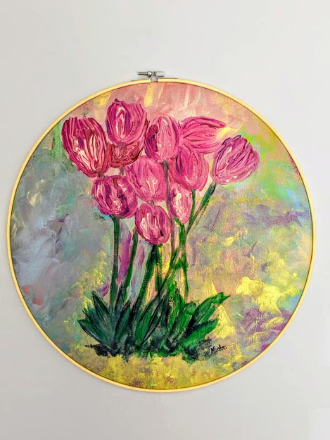 Tulips by miabo enyadike