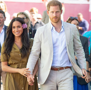 Duchess and Duke of Sussex end Tour of Africa What's Next