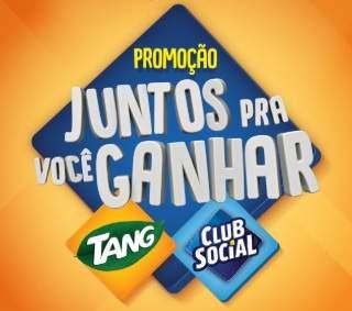 Cadastrar Promoção Juntos Pra Você Ganhar Tang e Club Social 2019