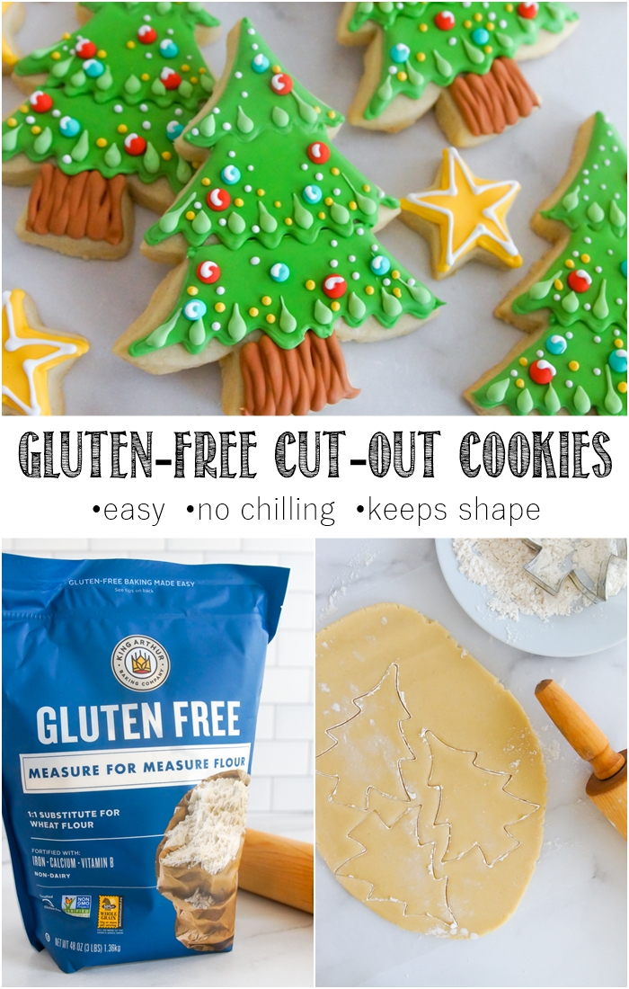 how to make gluten-free cut-out cookies