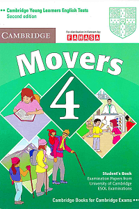 Cambridge Mover 4 - Student'S Book - Answer Key - Cambridge