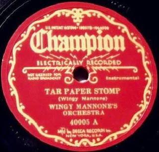 Tar Paper Stomp Riff