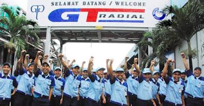 Informasi Rekrutmen Karyawan PT Gajah Tunggal, Tbk Posisi Export Sales Officer, Export Sales Admin, Driver, Etc - Periode Mei - Juni 2020