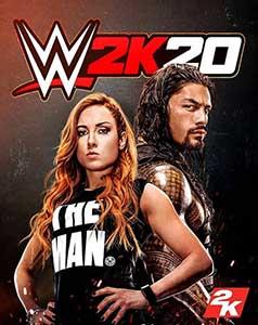 تحميل لعبة المصارعة WWE 2K20 للكمبيوتر