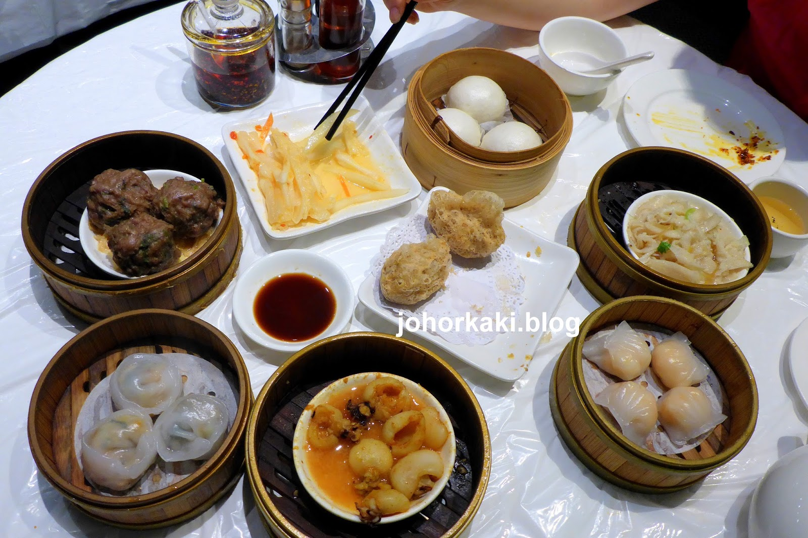 Chinese Food Recommendations Singapore