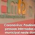 Coronavírus: Paulínia tem 23 pessoas internadas no hospital municipal neste domingo, 14
