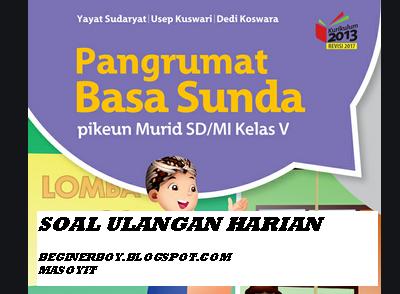 Jawaban Soal Bahasa Jawa Kelas 12 Baud Basa Jawa