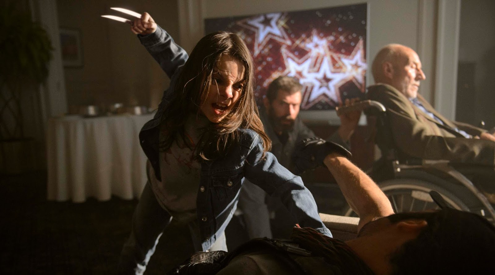 Review Logan 2017 Packed With Graphically Violent Action F Bombs Depth Feels Colourlessopinions Com