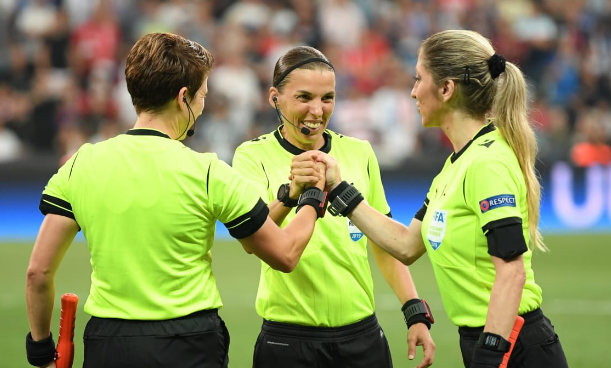 France's Stéphanie Frappart , Ukraine's Kateryna Monzul first women charge FIFA World Cup qualifiers