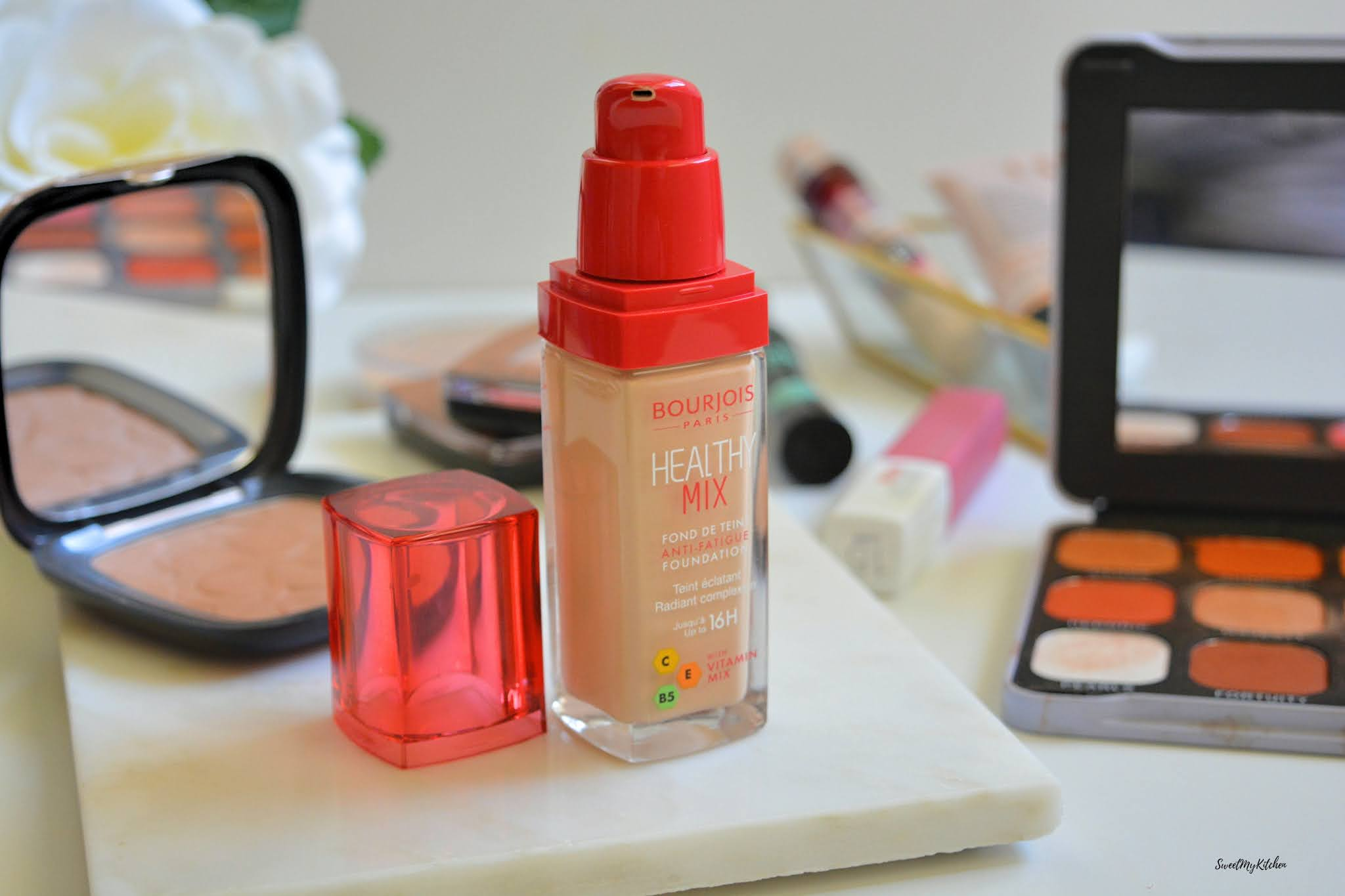 Top 10 cheap drugstore makeup Bourjois Healthy Mix