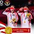 Salut, Emas Pertama dari 2 Perempuan Indonesia di Olimpiade Tokyo 2022