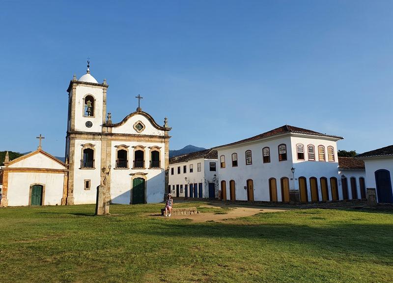 Pousada Centro Histórico de Paraty