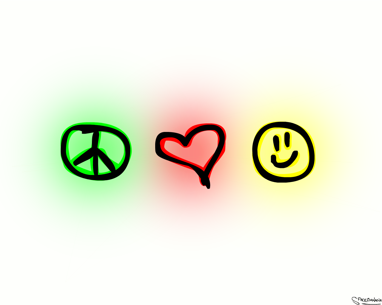 Peace love and understanding 5